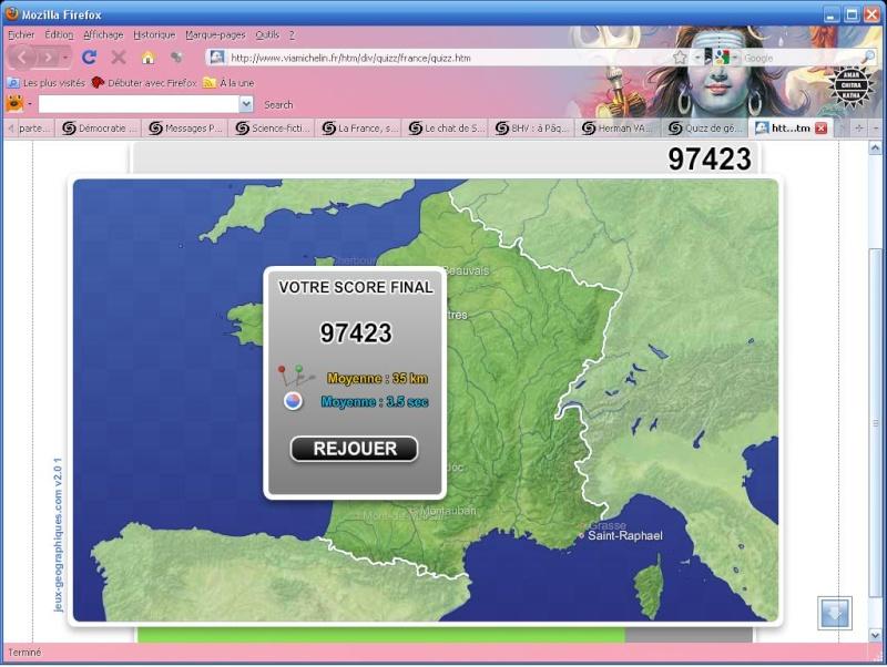 Quizz villes de France Score_11