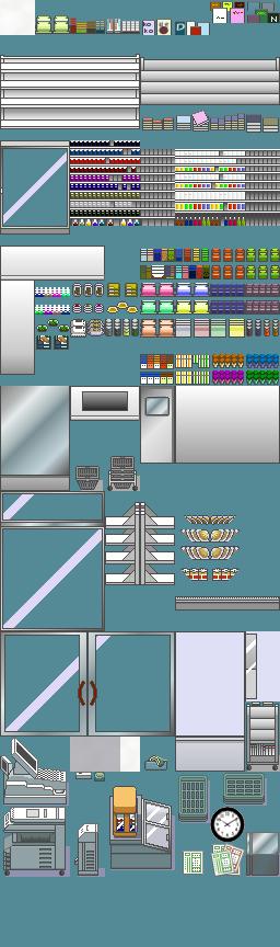 Recursos RPG Maker - Parte 2 - Tilesets 9s-69410