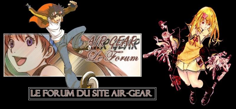 le forum Air gear