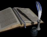 Buch und Feder