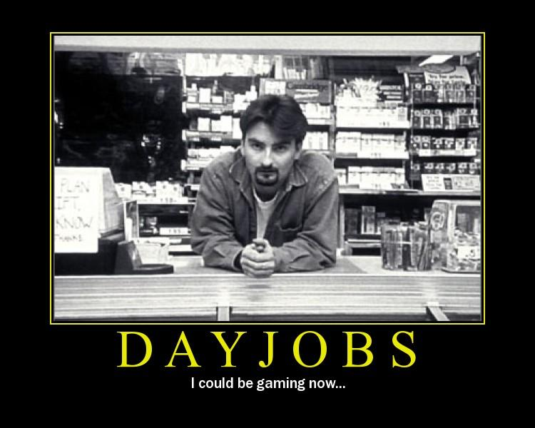 Modivational Posters Dayjob10
