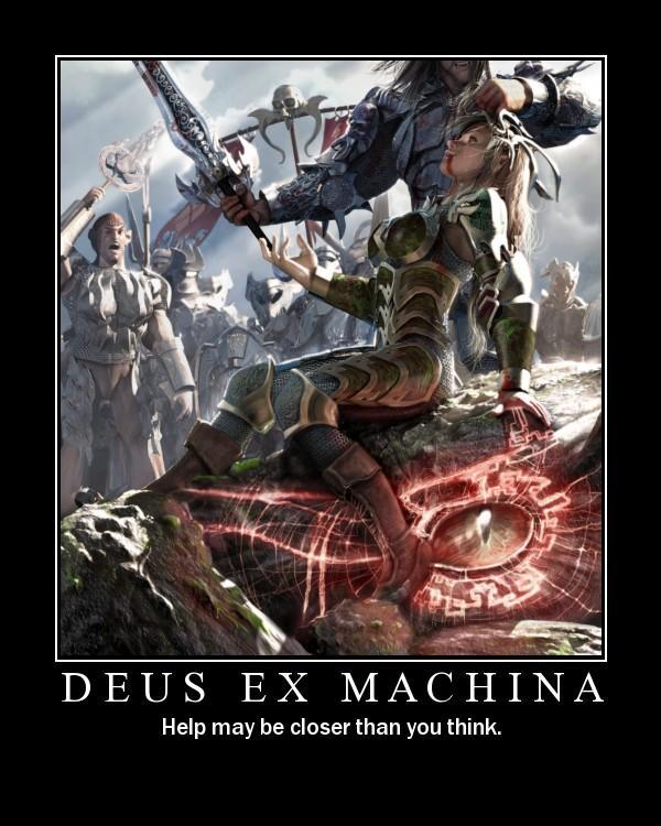 Modivational Posters Deusex10