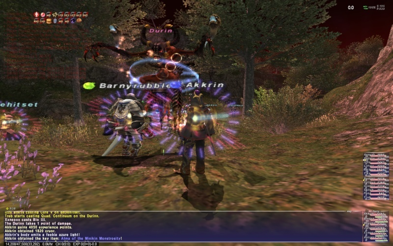 just a few from aby the other day Ffxi_210