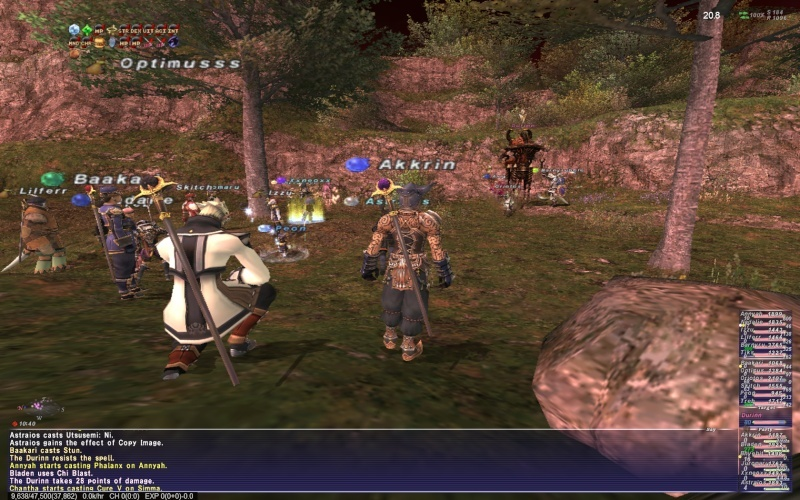 just a few from aby the other day Ffxi_211