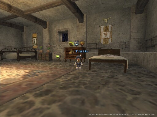 Mog Houses ~ Tik09010