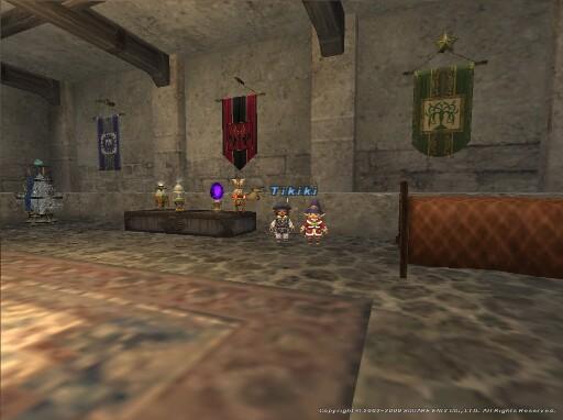 Mog Houses ~ Tik09011