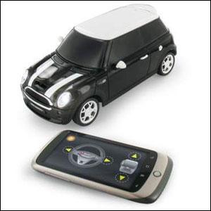 [MOBILEFUN.FR] Test de la Voiture Télécommandée Bluetooth BeeWi Mini Cooper S 27476-10