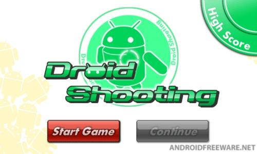 [JEU] DROIDSHOOTING : Jeu en realité augmentée [Gratuit] Droid_10