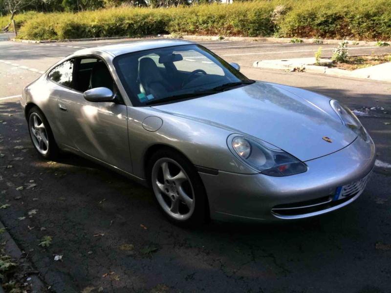 Porsche 996 Carrera 2 Tiptronic Img_0510