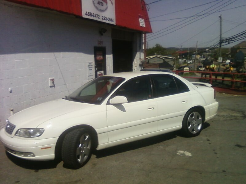 The 2000 Catera Sport I'm looking at 211