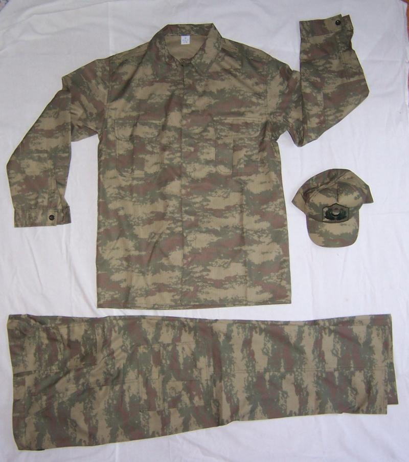 New Turkish camo uniform Milita12