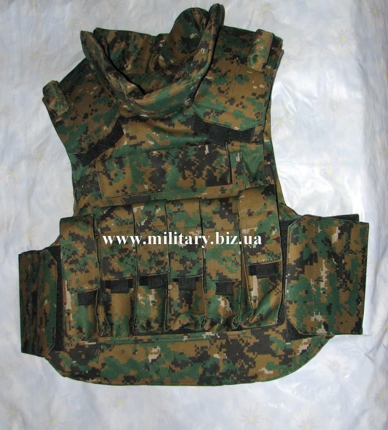Georgian bulletproof vest Www_mi12