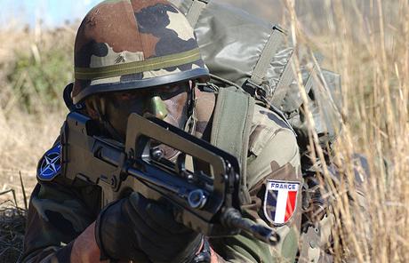 Le MILSIM et l'airsoft Soldat12