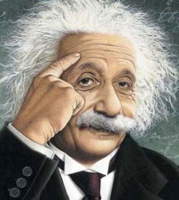 الموقع الرسمى للعالم الفزياء البرت اينشتاين