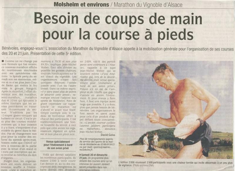 marathon - Edition 2009 du marathon du vignoble Image012