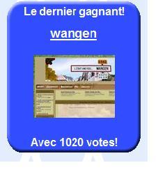 Il était une fois Wangen:1er au classement Webtoweb ! - Page 4 Wangen10