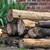 Le bois brut