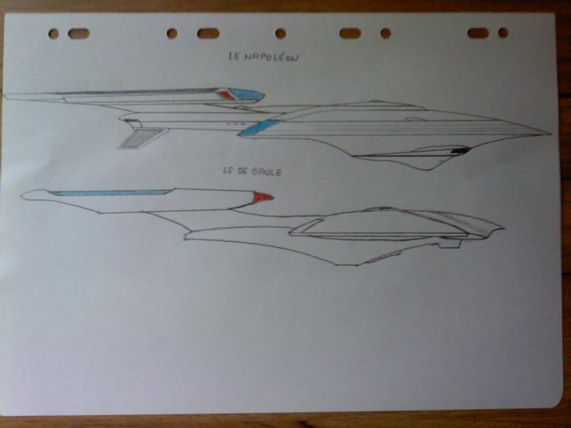 Classes de vaisseaux P2705110