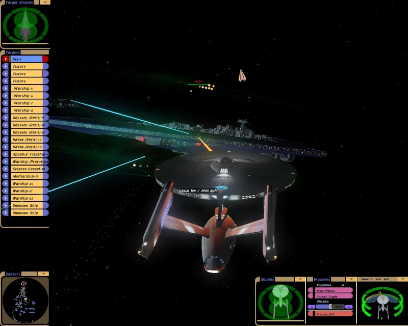 Star Trek : Bridge Commander (2002) Screen10