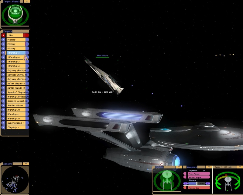 Star Trek : Bridge Commander (2002) Screen12
