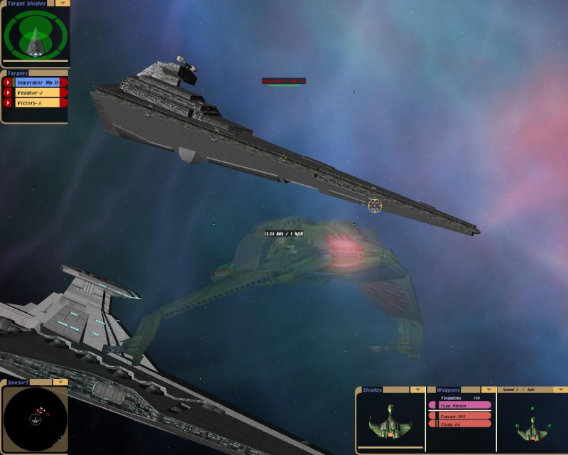 Star Trek : Bridge Commander (2002) Screen13