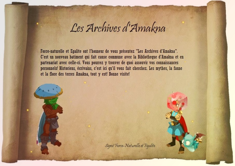 [Bibliotheque] Les Archives d'Amakna Aa210