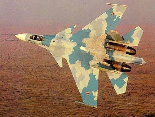 Chasseur Su-35BM  Su3510