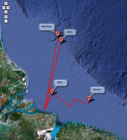 La course de l'équateur (étape 1) (VLM - 05/04/2010 19H GMT) Vlm00010