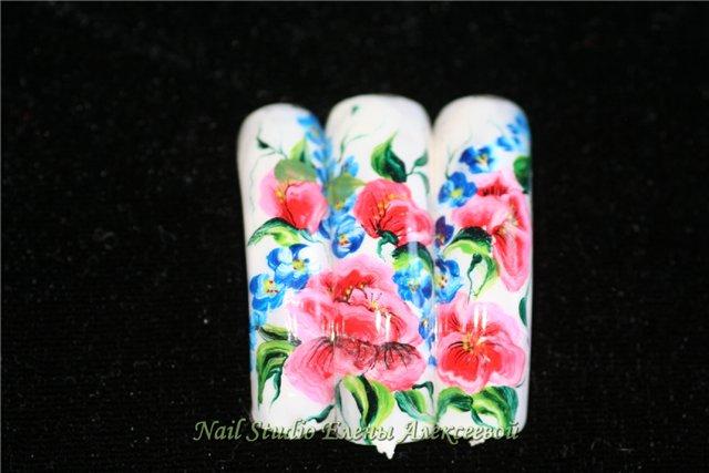 Фотографии интересных дизайнов ногтей 1abf8910