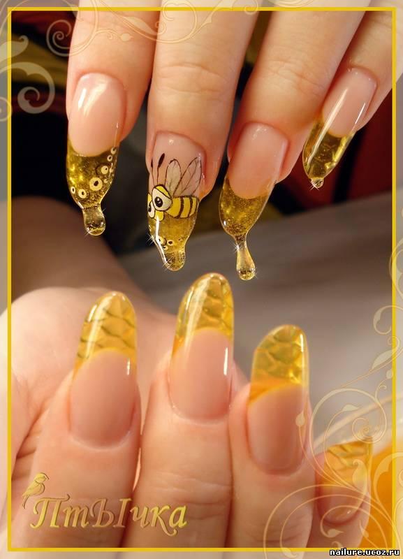 Фотографии интересных дизайнов ногтей 34877910