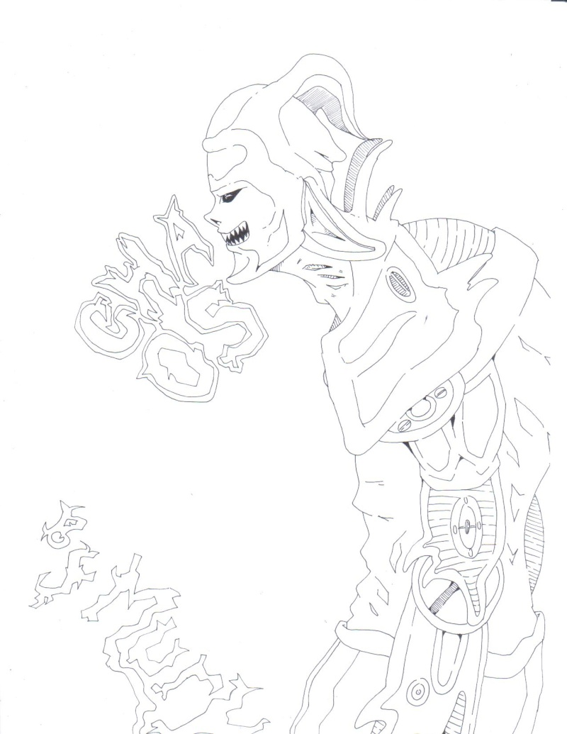 Alcuni miei disegni - Pagina 6 Chaos10