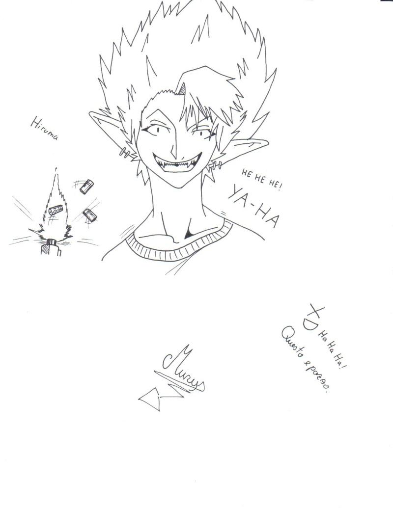 Alcuni miei disegni Hh10