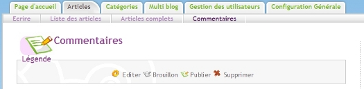 Validations des commentaires 3-smal10