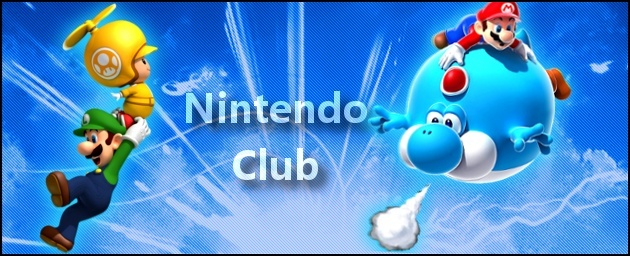 Nintendo Club Backg10