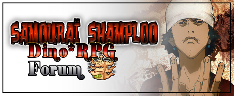 Samouraï Shamploo DinoRPG