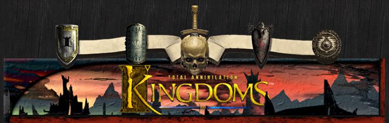 TA: Kingdoms Forums