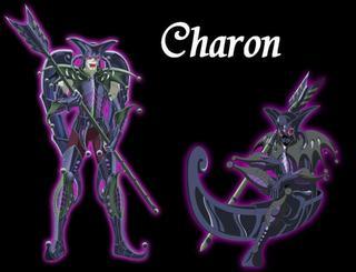 FANARTS SPECTRES D'HADES Charon10