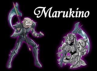 FANARTS SPECTRES D'HADES Maruki10