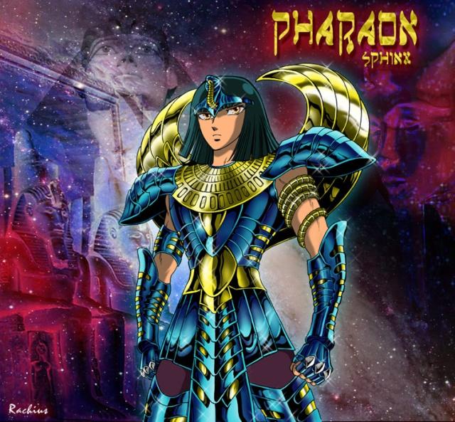 FANARTS SPECTRES D'HADES Pharao18