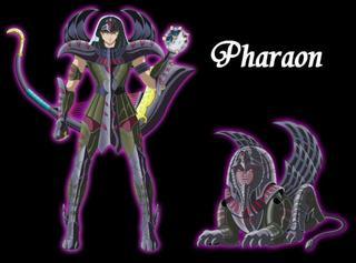 FANARTS SPECTRES D'HADES Pharao19