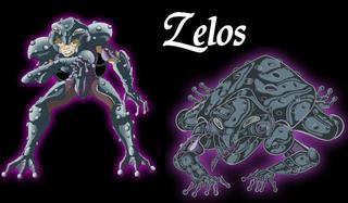 FANARTS SPECTRES D'HADES Zelos10