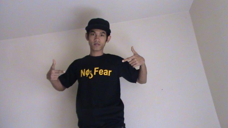 NoFear T-shirrt Dsc00311