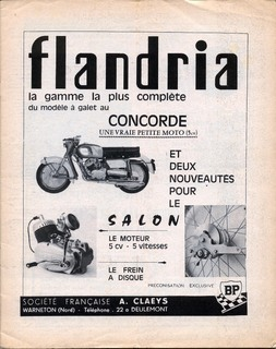 moteur flandria 5 cv(pk) 5vit. Sansti11