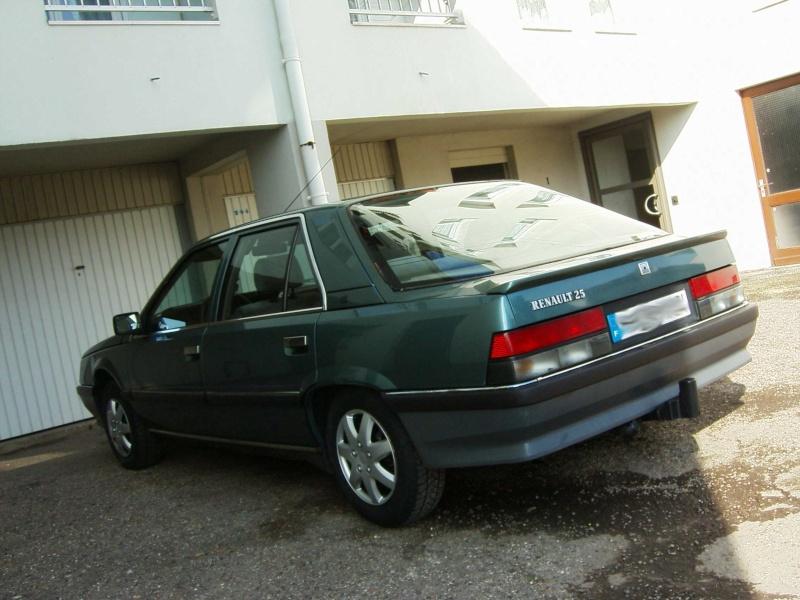 Renault 25 Divers58