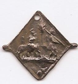 Médaille St-Charles Borromée - XVIIème Nouvel10