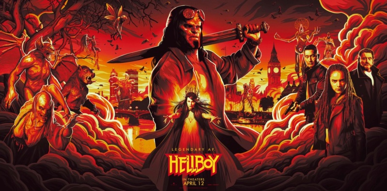Hellboy Rise of the Blood Queen  Dowben10