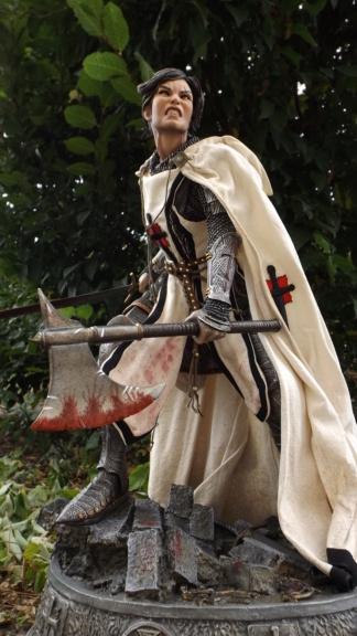 COURT OF THE DEAD : SHARD -  faith bearers fury Premium Format Dscf4513
