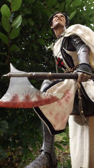 COURT OF THE DEAD : SHARD -  faith bearers fury Premium Format Dscf4519