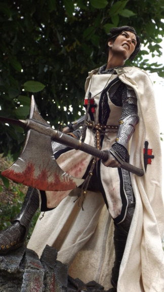 COURT OF THE DEAD : SHARD -  faith bearers fury Premium Format Dscf4522
