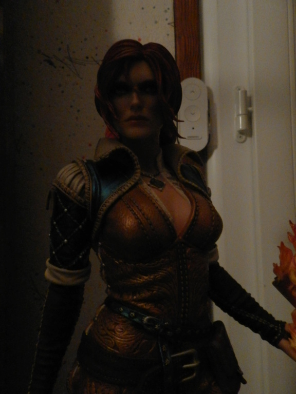 The Witcher 3 - Triss 1/4 Statue   Pb150411